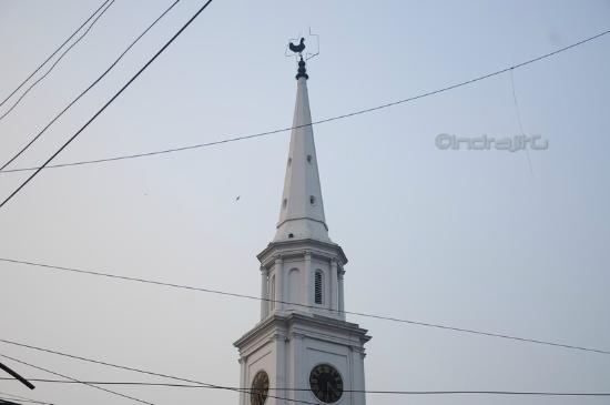 BBD Bagh (formerly Dalhousie Square): St John's Church, BBD Bag, Kolkata