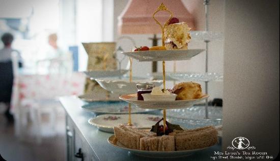 Tea Room Standish
