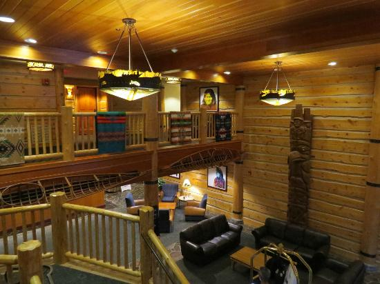 Heathman Lodge : Lobby