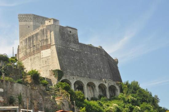 Castello di Lerici: Замок. Леричи.