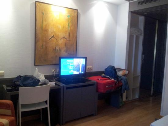 Hotel Puerta de Burgos: habitación