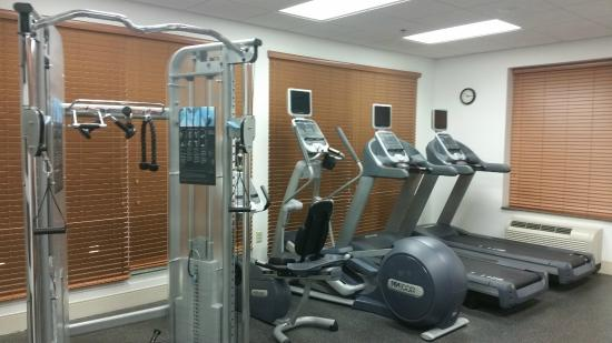 Hilton Garden Inn Silver Spring North: Gym