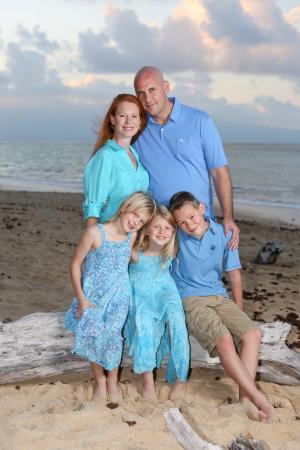 HA Baldwin Beach Park: Family Pic