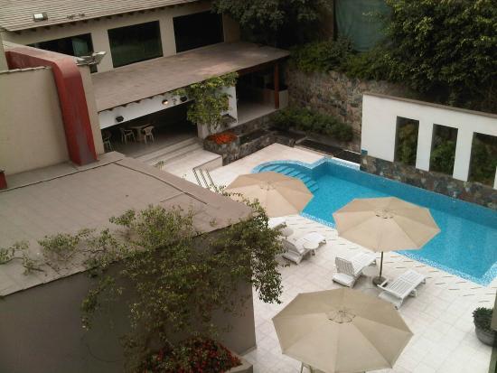 Hotel & Spa Golf Los Incas: pileta
