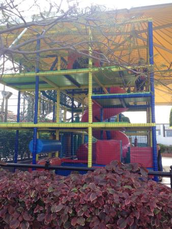 Be Live Family Costa los Gigantes: Soft play
