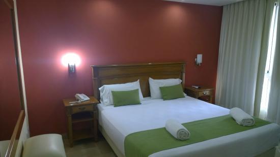 Gran Hotel La Paz Spa : Habitacion