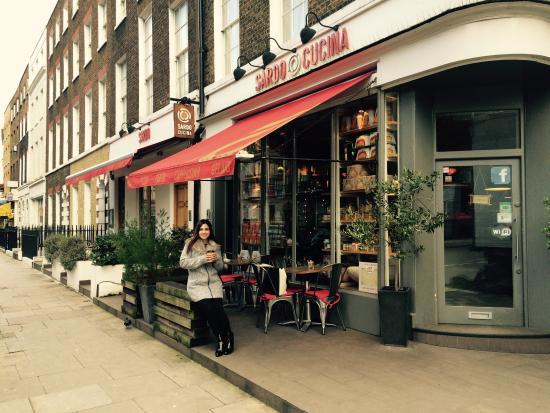 Sardo cucina london fitzrovia restaurant reviews - Cucina restaurant london ...