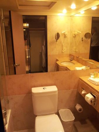 Renaissance Tel Aviv Hotel : Bathroom