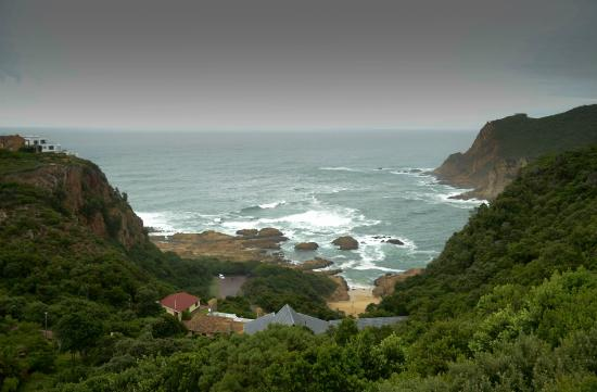 Headlands House: View from our balcony