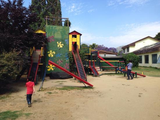 Hosteria El Copihue: Juegos Infantiles