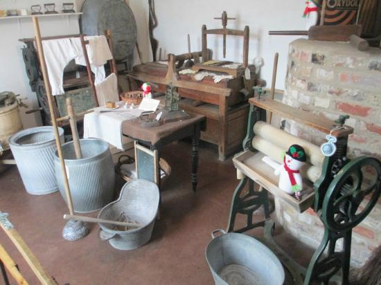 Museum of Lincolnshire Life: Thank goodness for modern washing machines!