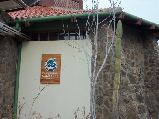 Centro de Interpretacion: entrada