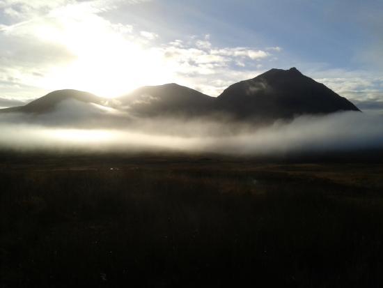 The Glencoe Inn: Creepy Mountains