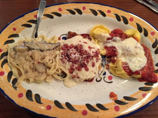 Tour Of Northern Italy Pretty Good Picture Of Olive Garden Cheektowaga Tripadvisor
