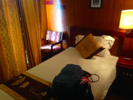 Halong Emotion Cruises Private Charter: Cabin