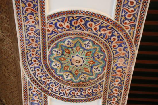 Dar Si Said Museum: Museo de las Artes Marroquíes. Dar Si Said.