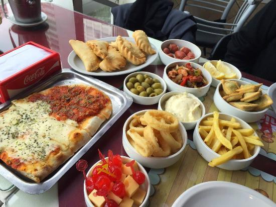 Famous Seafood Restaurant In Mar Del Plata