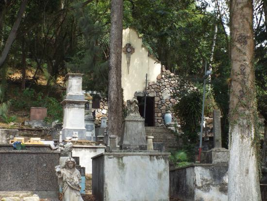 Cemiterio de Paqueta