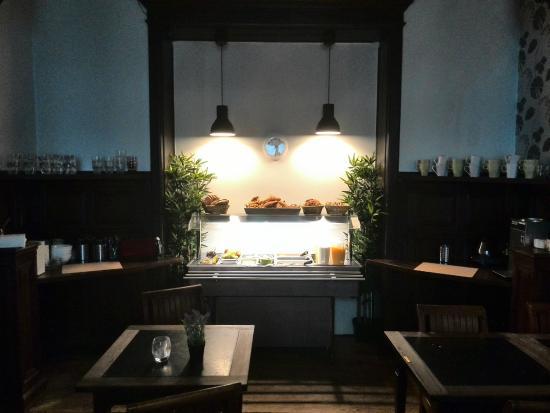 Hotel Sabina : Salle à manger