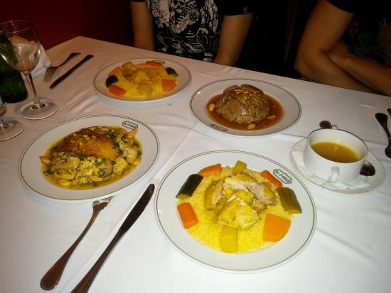 Alfanus: Nuestra cena.
