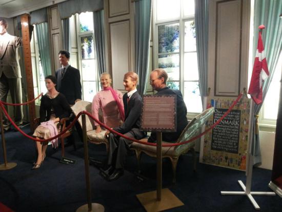 guinness world records museum família real dinamarquesa