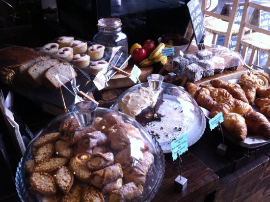 Mmmm Pastries Picture Of Chairs Coffee London Tripadvisor