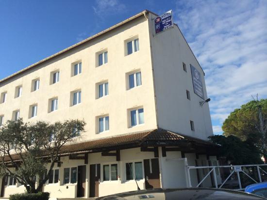 Relais d'Aubagne Hotel : Hotel
