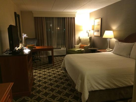 Hilton Garden Inn Chicago North Shore/Evanston: 312