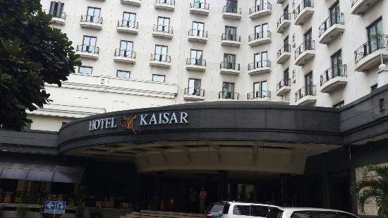Hotel Kaisar: Bagian depan