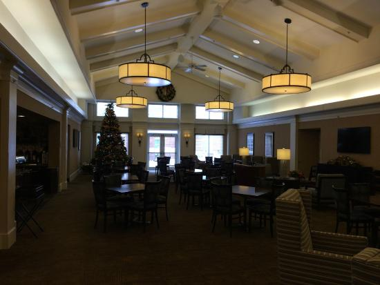 Homewood Suites by Hilton Albany: Dining area