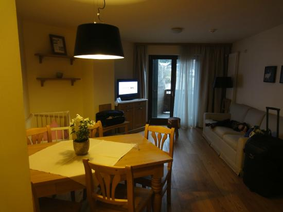 Apartment Torri di Seefeld: Appartamento Margherita
