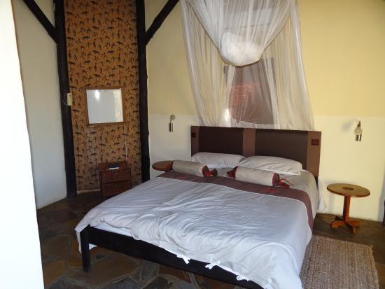 Chalet Interieur - Picture of Immanuel Wilderness Lodge, Windhoek ...