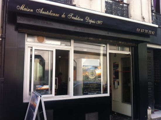 Restaurant Bon Paris  Tripadvisor