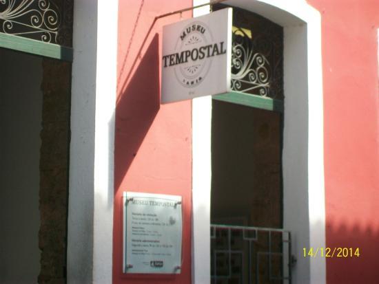Tempostal museum
