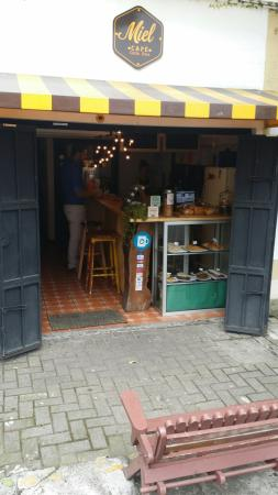 Café Miel Costa Rica