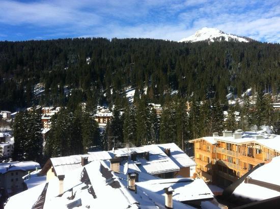 Hotel Gianna: Bellissima vista dal balcone!