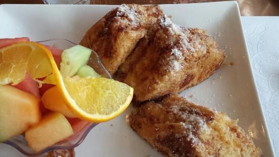 Bit O'Denmark Restaurant: Monticristro Sandwich