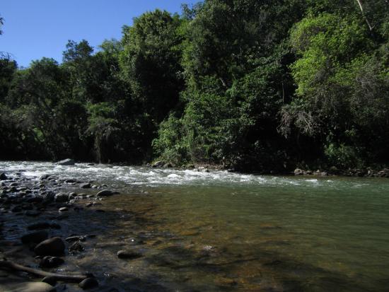 Casa De Las Anas: River for Swimming