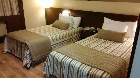 Transamerica Executive Congonhas: camas