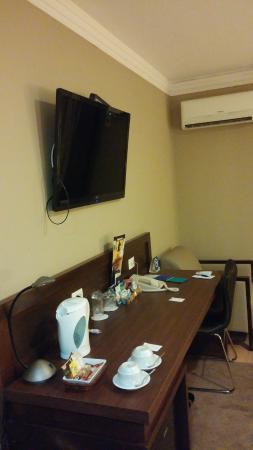 Transamerica Executive Congonhas: Tv e Ar condicionado