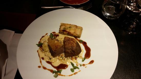 Restaurant Le Faubourg: Vension