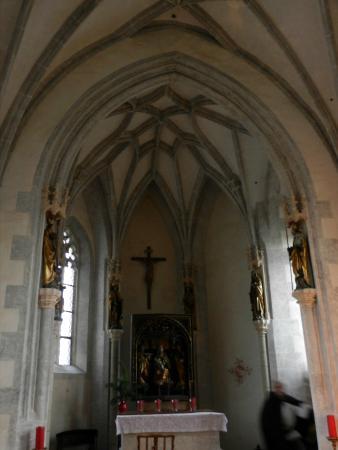 St.Hedwig Kapelle: St. Hedwig Kapelle Burghausen