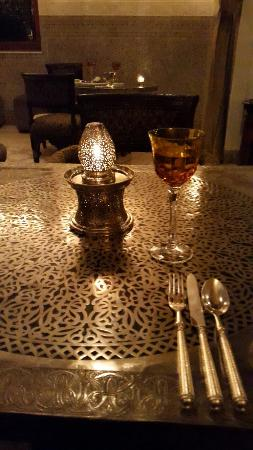 La grande table marocaine - Picture of Royal Mansour Marrakech ...