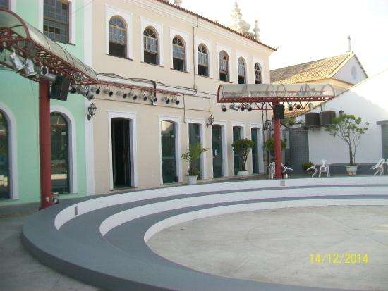 Arena SESC - Pelourinho Theater
