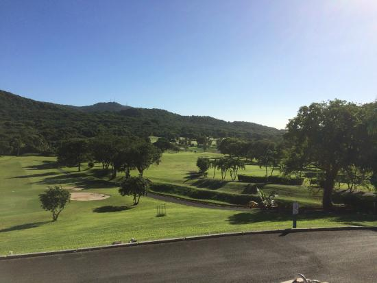 Carambola Golf Club: View from the clubhouse