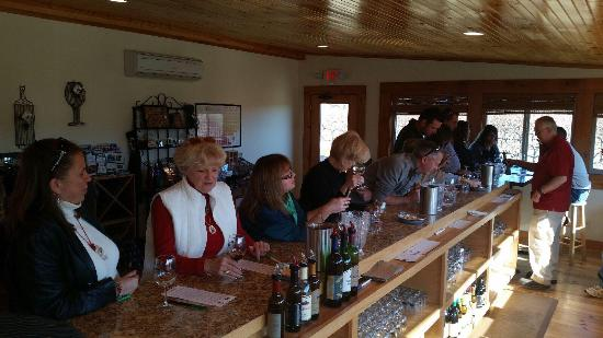 Hamptonville, NC: Wine Tour 2014