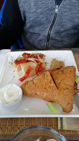 Highpoint Cafe & Restaurant: Club House with Perogy
