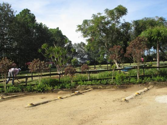 Rancho Constanza: Outside