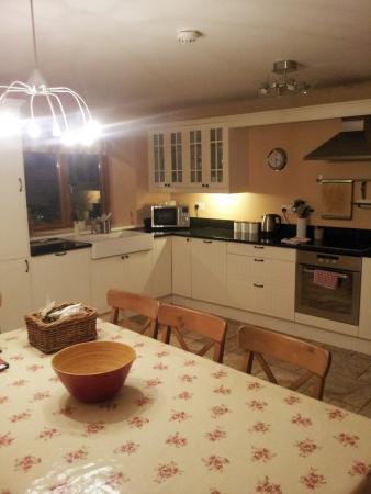 Decoy Country Cottages: beautiful big kitchen