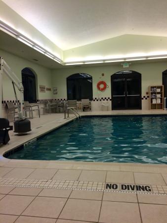 SpringHill Suites Washington: Pool
